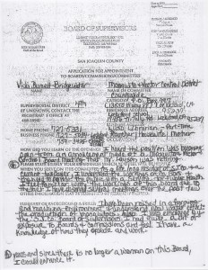 12-28-01 Vicki's Application for trustee position part 1