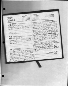 2003-07-21_D.-Bridgewater-Personal-Calendar-July-21-27-200301