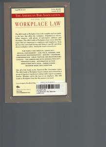 Guide to Workplace Law 1