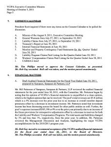 10-03-11 VCJPA work comp pools revinues 3.8 million