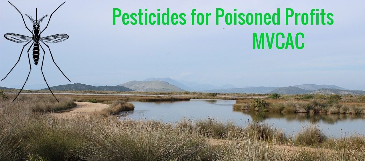 Pesticides for Poisoned Profits MVCAC